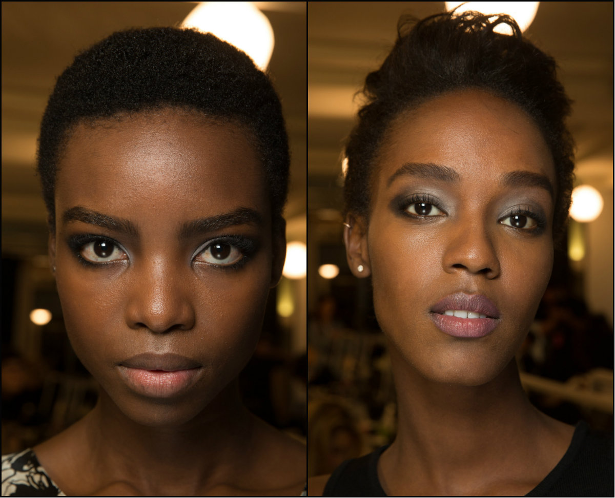 Armani short hairstyles for black women 2017