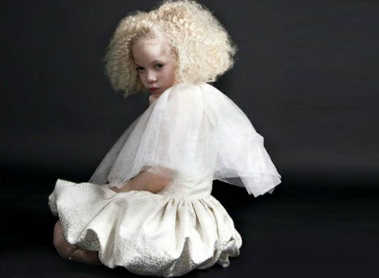 Ava Clarke black kid hairstyles