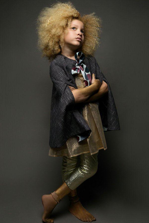 Albino Models & Black Women Hairstyles