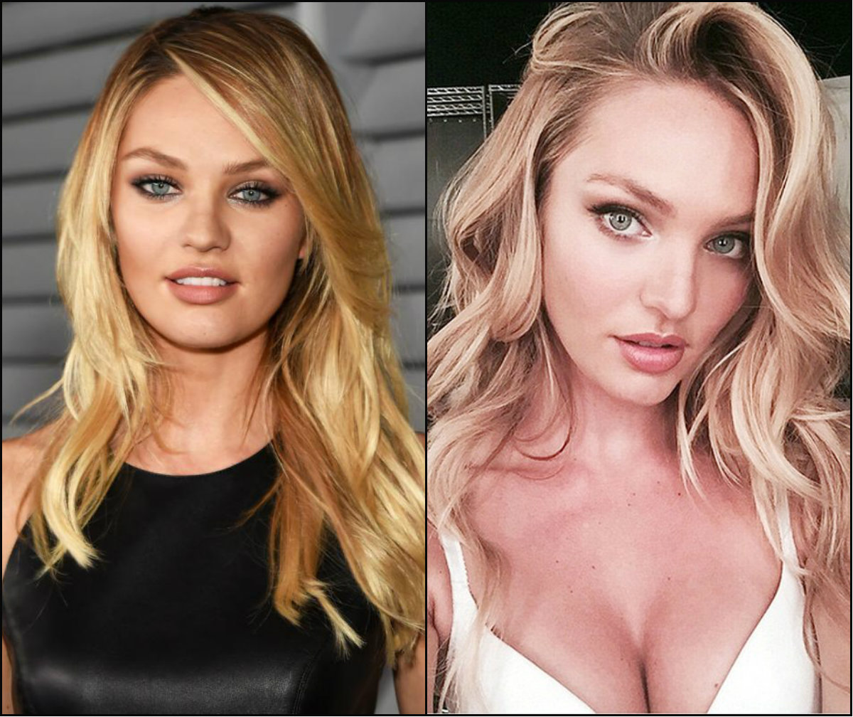 Wild And Sexy Victoria S Secret Models Hairstyles