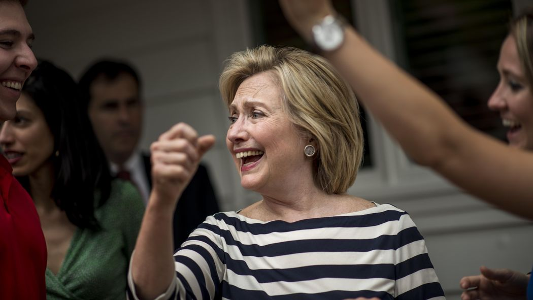 Hillary Clinton bob haircuts