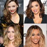 Celebrity Balayage Hair Colors You Will Adore