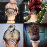 Cool Undercut Female Hairstyles To Show Off