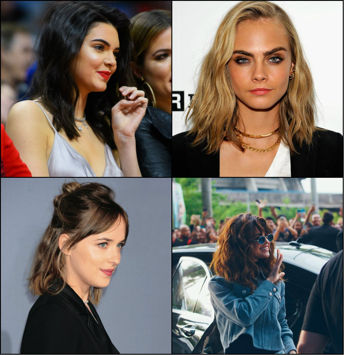 Celebrity New Hairstyles 2016 To State It's Time For A Change