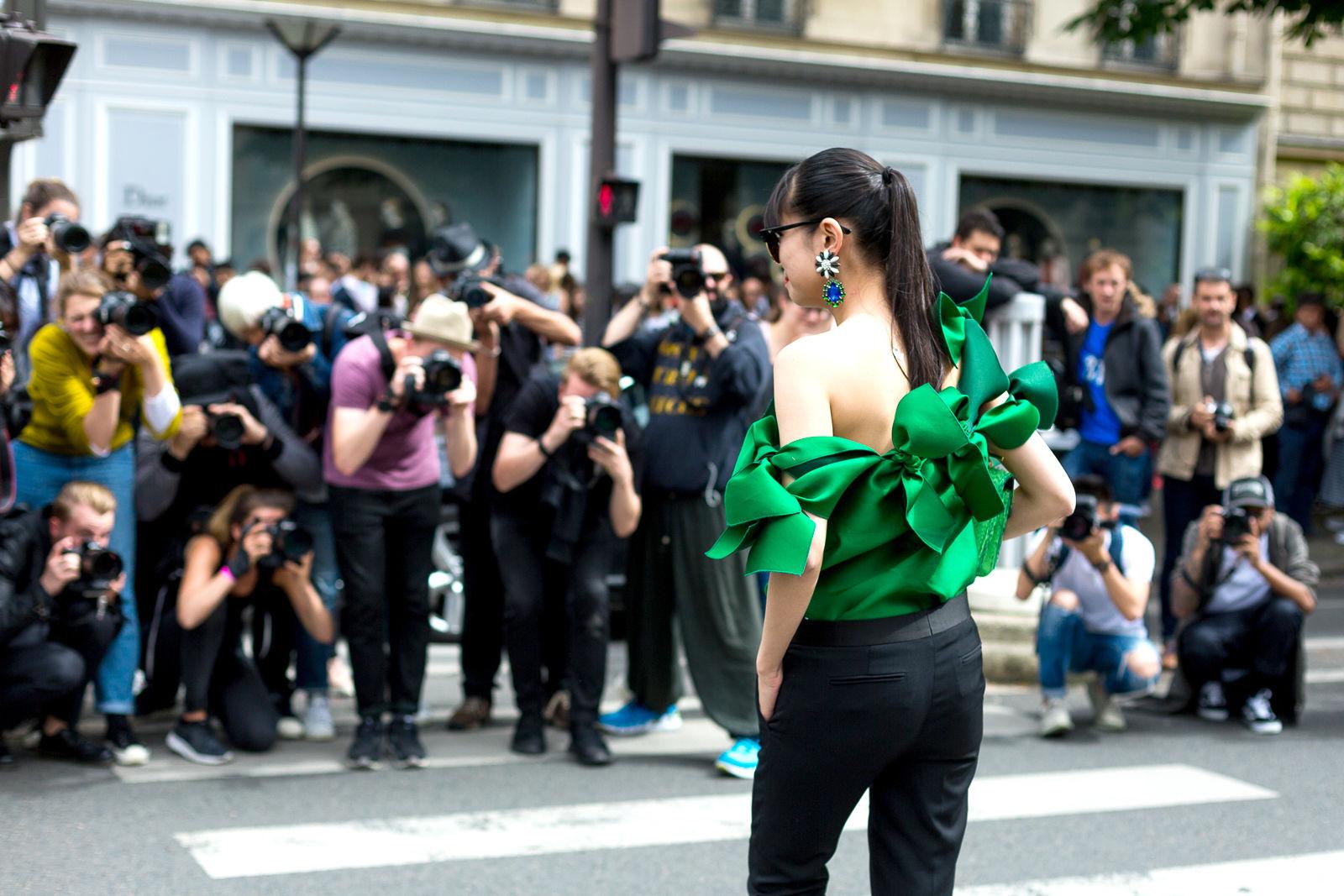 medium ponytails hairstyles 2017 Couture Paris