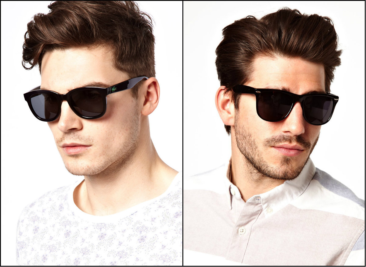 short stylish haircuts for men