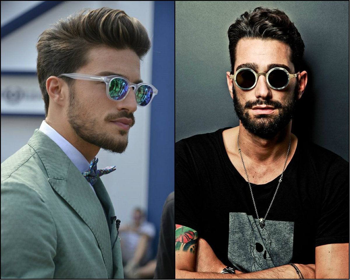 stylish pompadour hairstyles for men