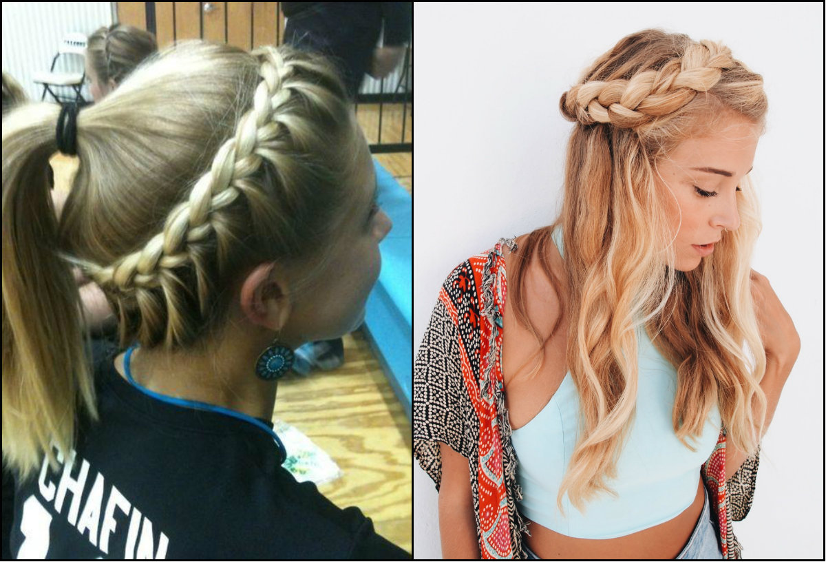 back to school braids