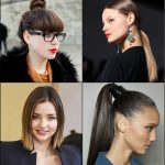 Strict Office Work Hairstyles 2017 For Business Women