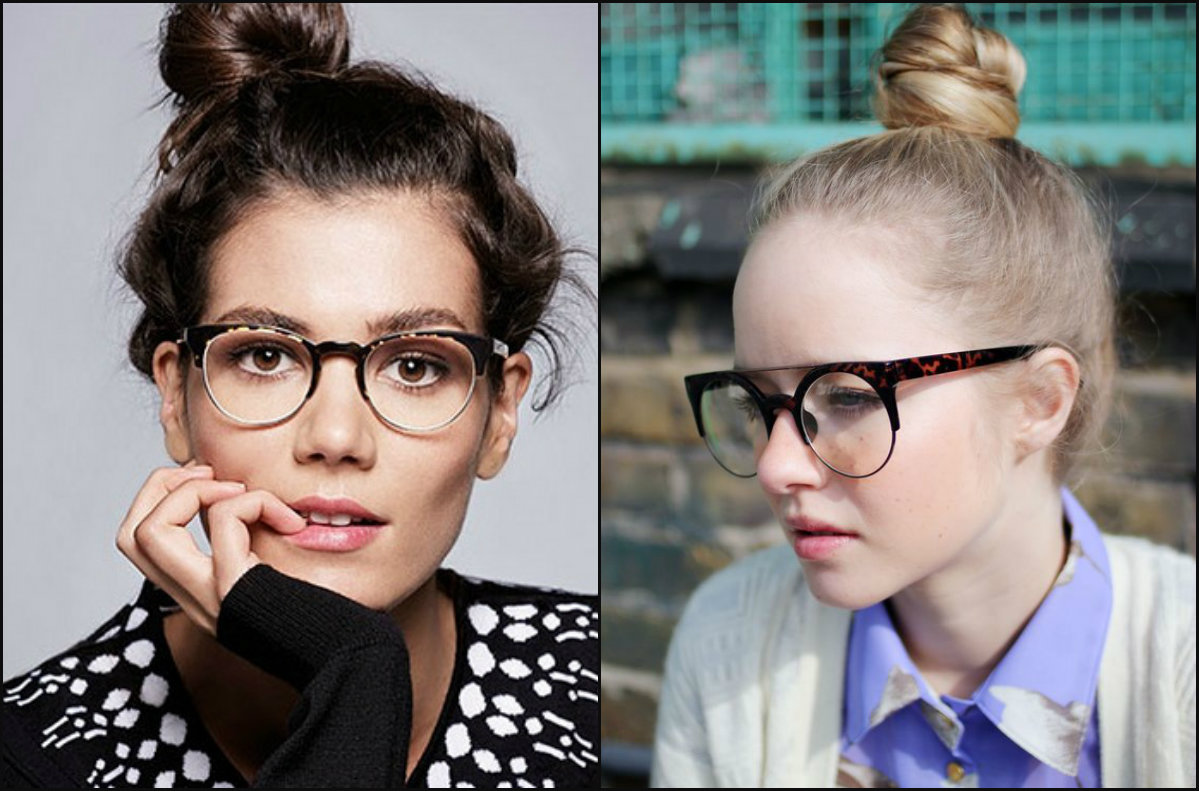 office top knots hairstyles 2017