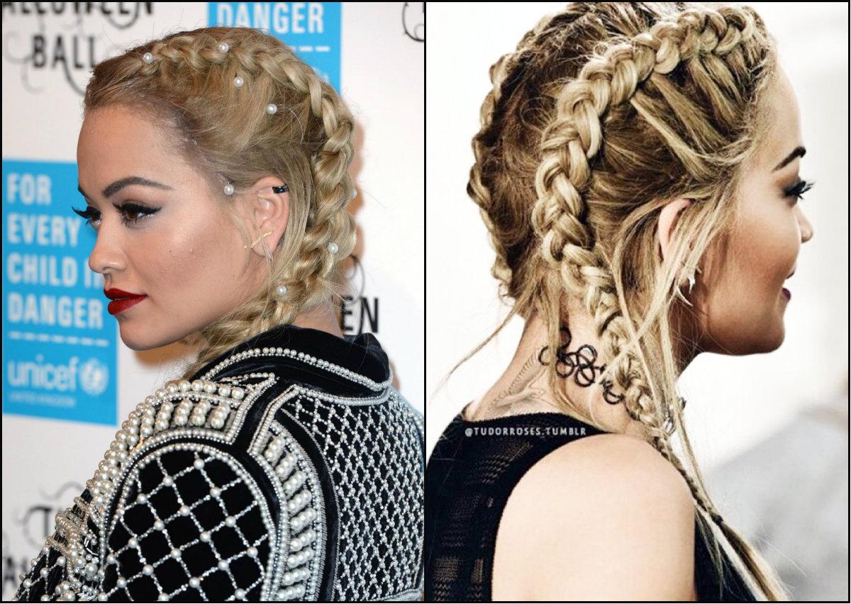rita-ora-double-boxer-braids-hairstyles