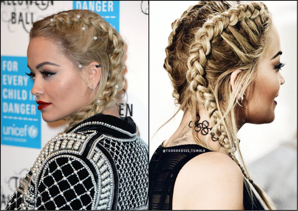 Super Volitional Double Braids Hairstyles To Dare Look Different Hairstyle Inspiration Daily Dogsangcom