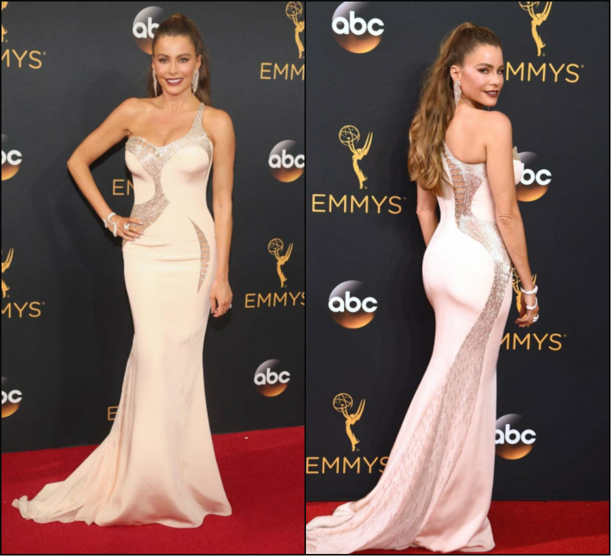 sofia-vergara-high-ponytail-2016-emmy