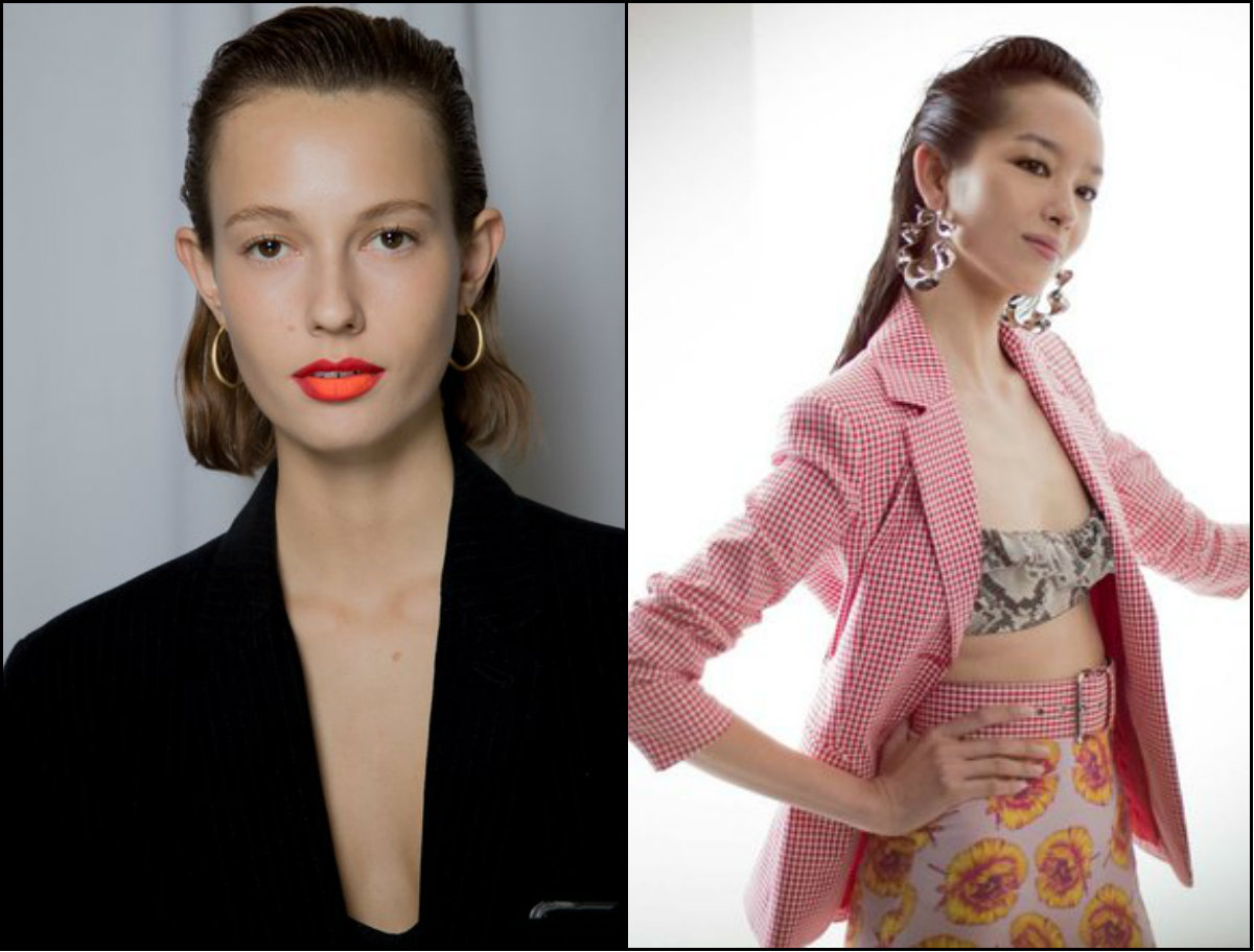 wet-slicked-back-hairstyles-2017-spring