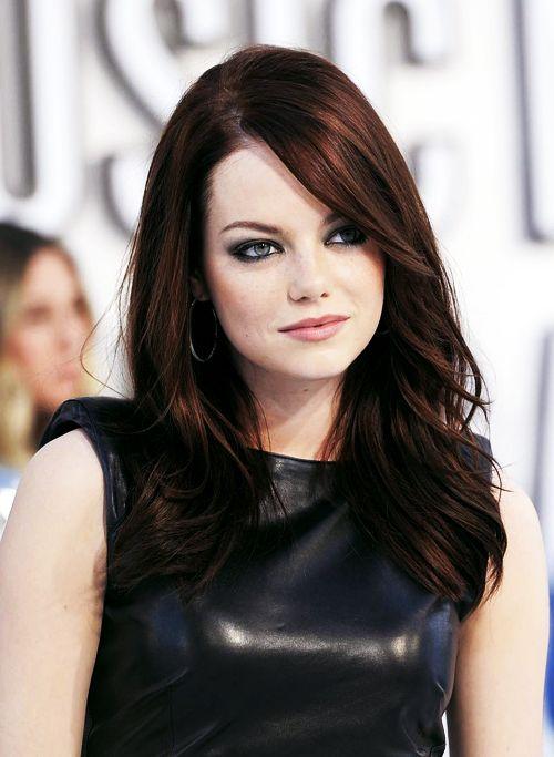 emma-stone-dark-auburn-hair-colors