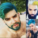 Outrageous Merman Hair Trends For Men