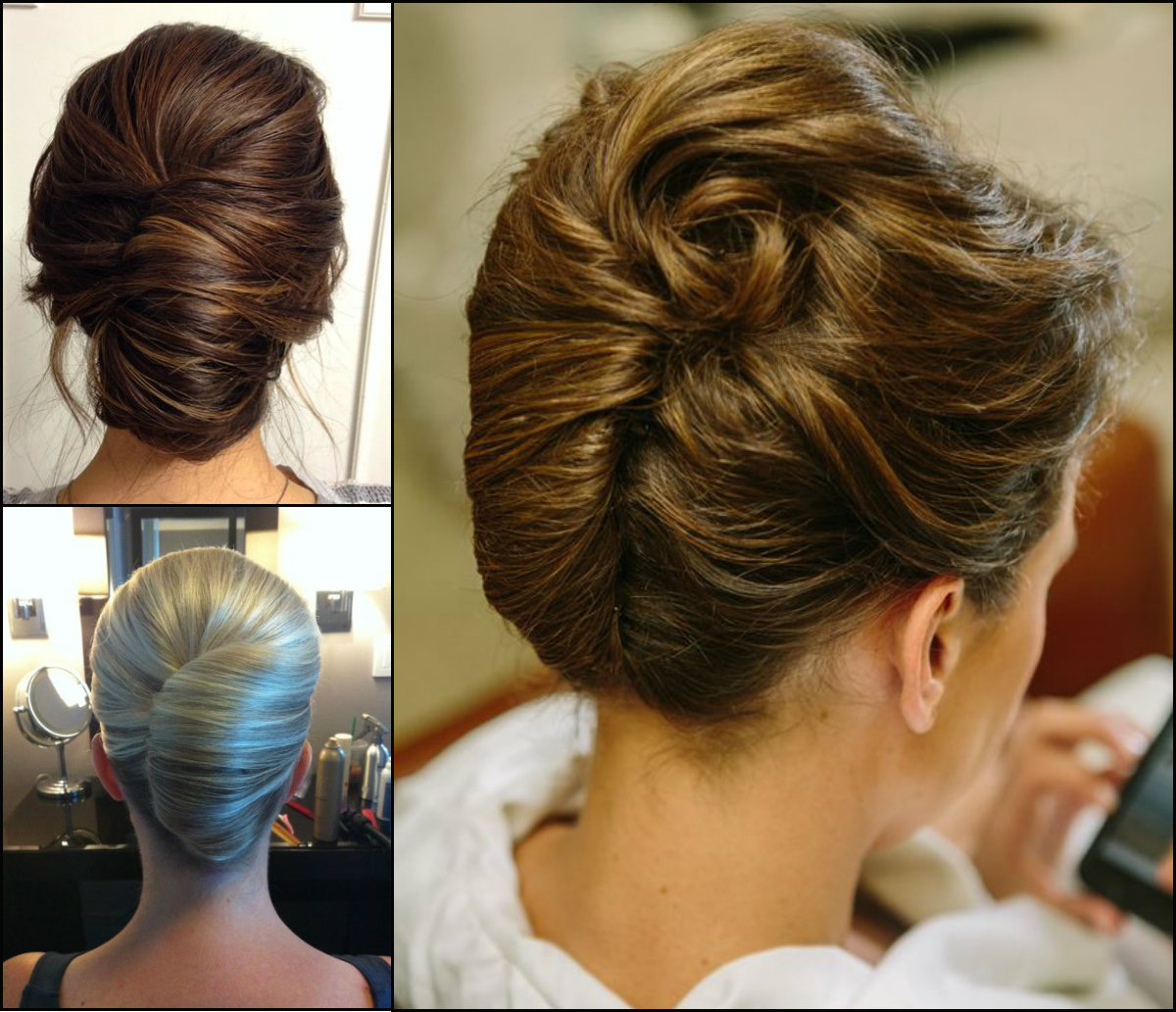 The Most Elegant French Twist Hairstyles