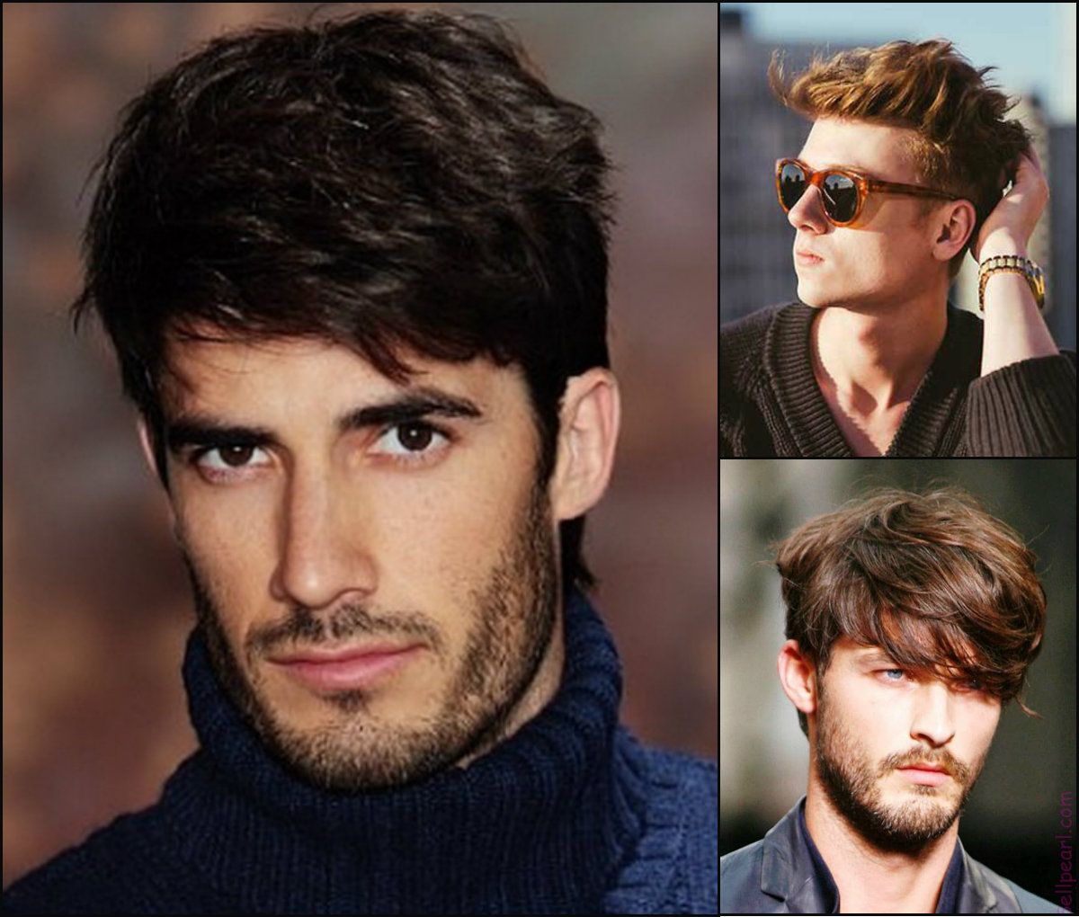 Long Hairstyles Best Men S Short Hairstyles For Thick Hair