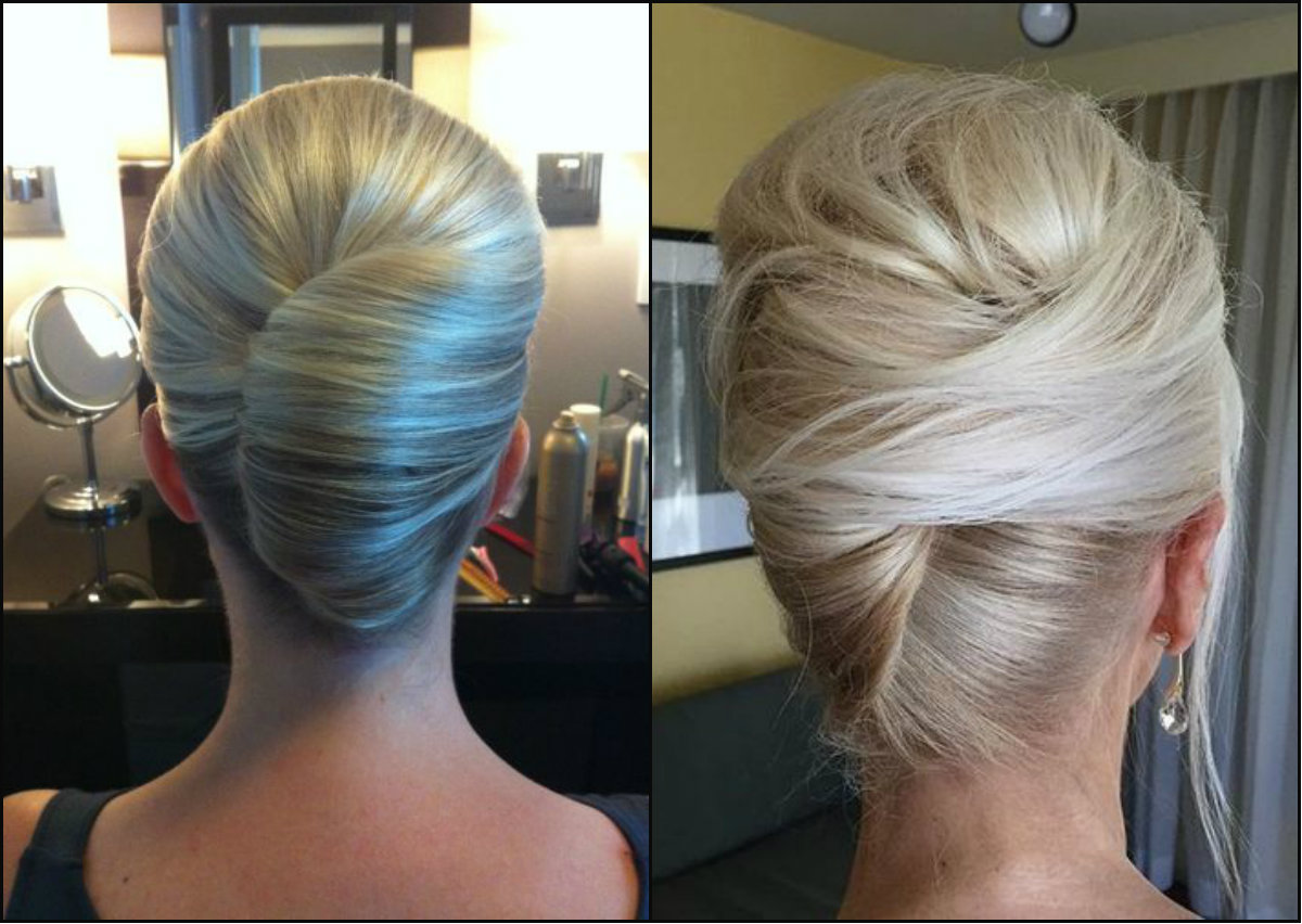 blonde-bridal-french-twist-hair