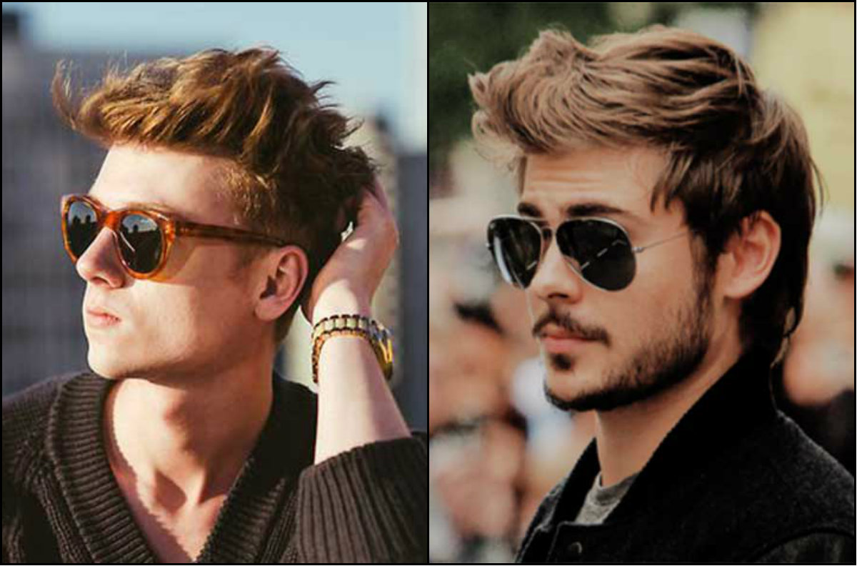 cool-longer-short-hairstyles-for-men-with-thick-hair