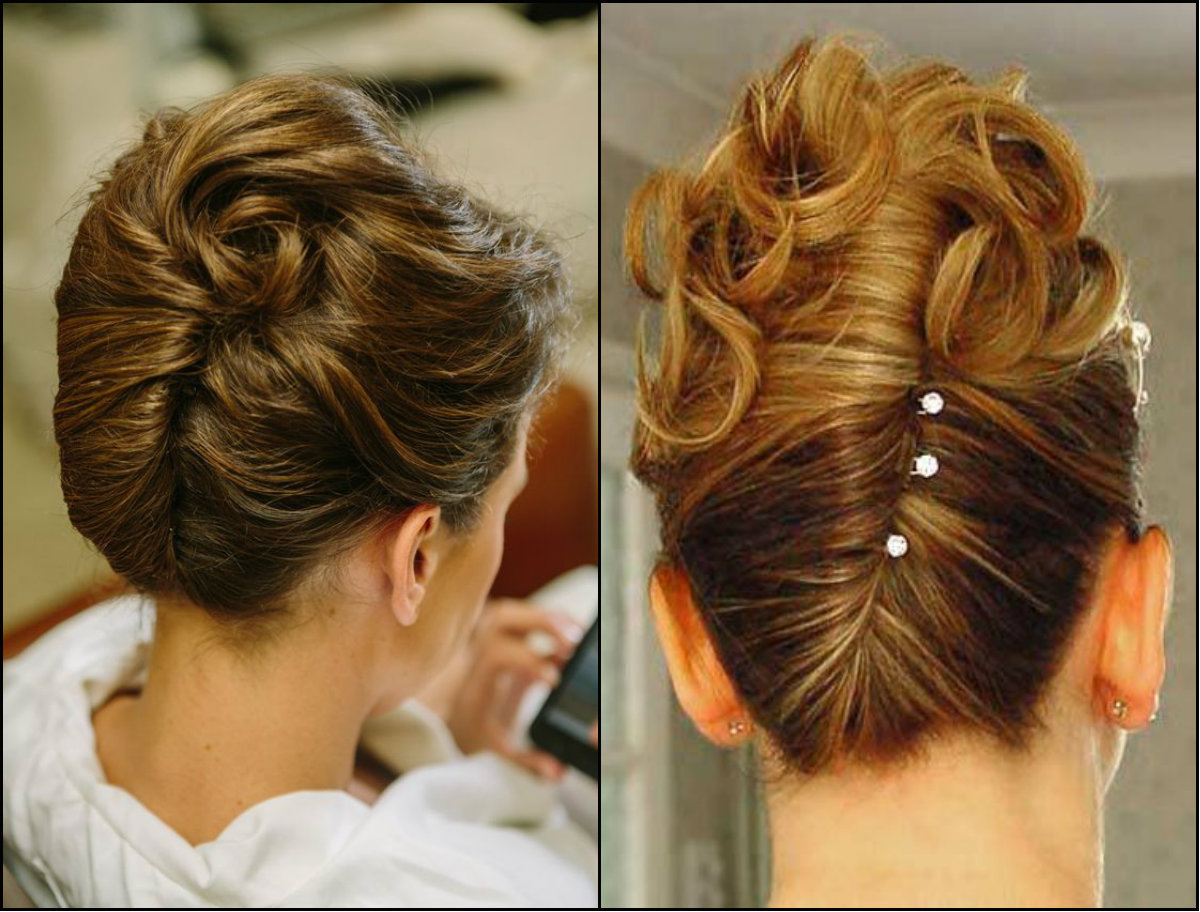 curly-hair-french-twist-hairstyles