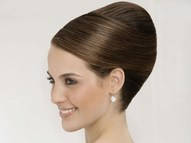 delicate-french-twist-hair