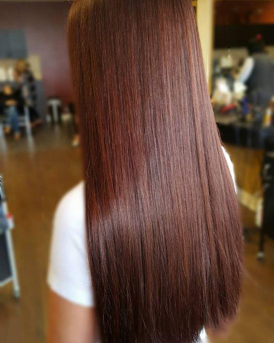 long-dark-uburn-hair