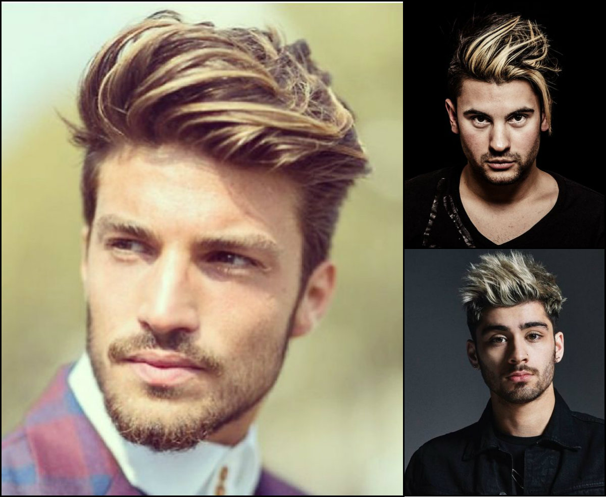 Expressive mens hairstyles with highlights long hairstyles expressive mens hairstyles with highlights pmusecretfo Image collections