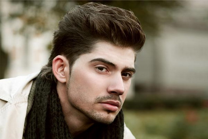 2018 hairstyles for men with thick hair