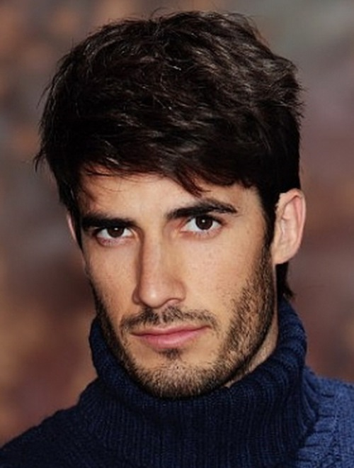 Best Men s Short Hairstyles For Thick Hair
