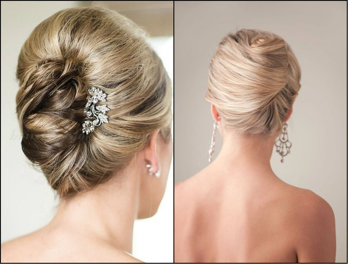 wedding-french-twist-hairstyles