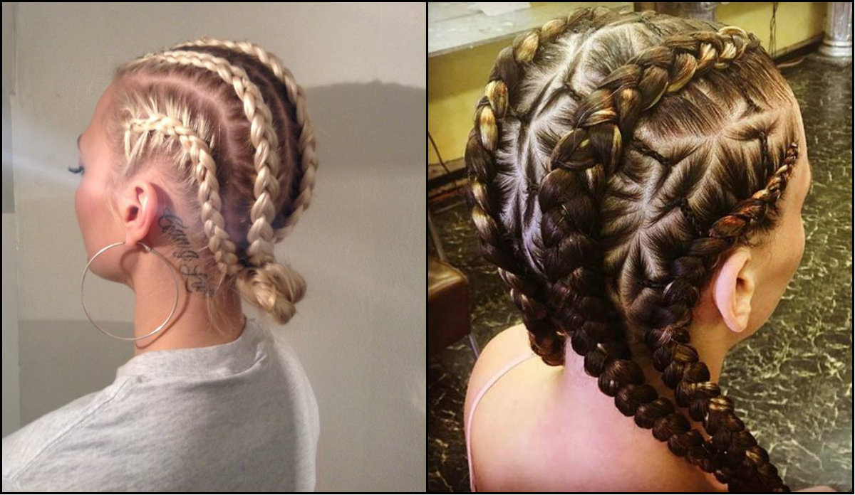 White Girl Box Braids Hairstyles To Try Now Pretty Hairstyles Com
