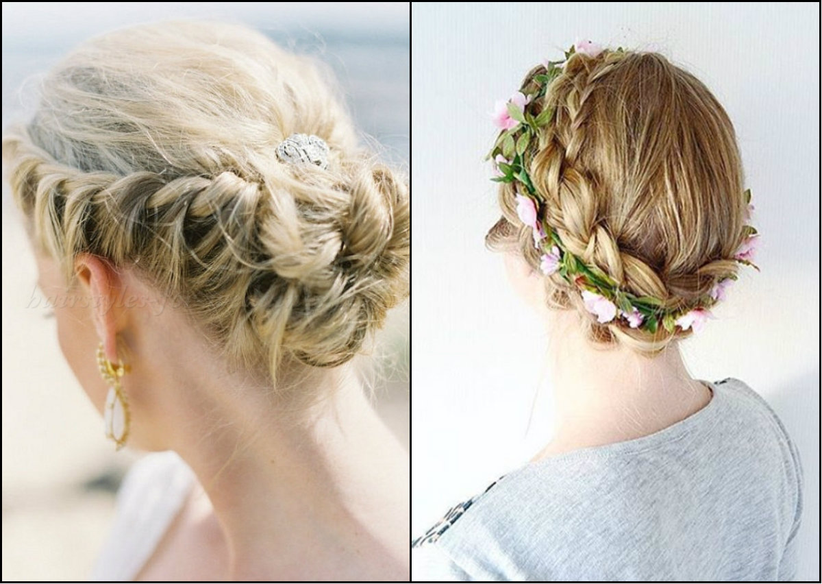 Lovely Wedding Braids Hairstyles 2017 | Hairstyles 2017, Hair Colors ...