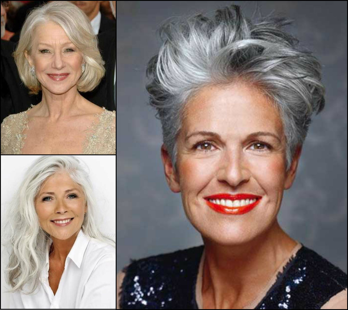 Full Guide To 2017 Hairstyles For Women Over 50 Long