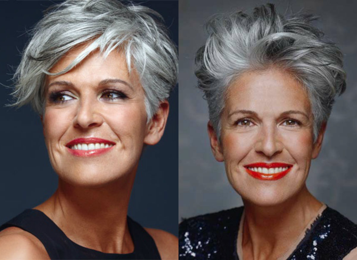 Older Women Pixie Haircuts For Women Over 50 21