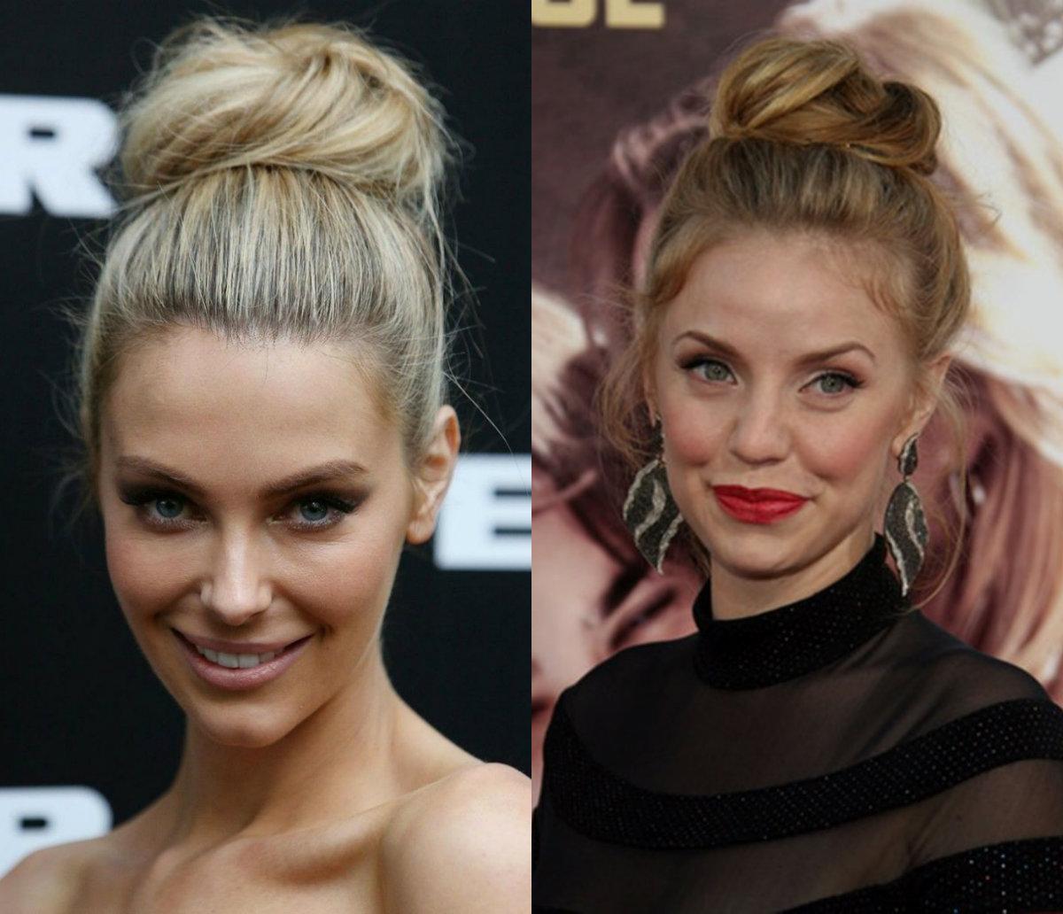 classy-high-bun-party-hairstyles-2017
