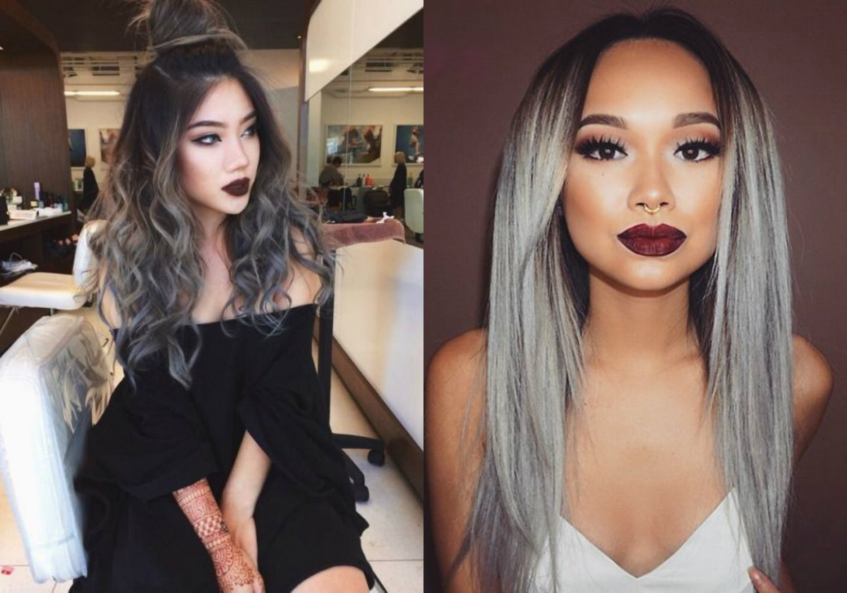 cool-silver-ombre-hair-colors