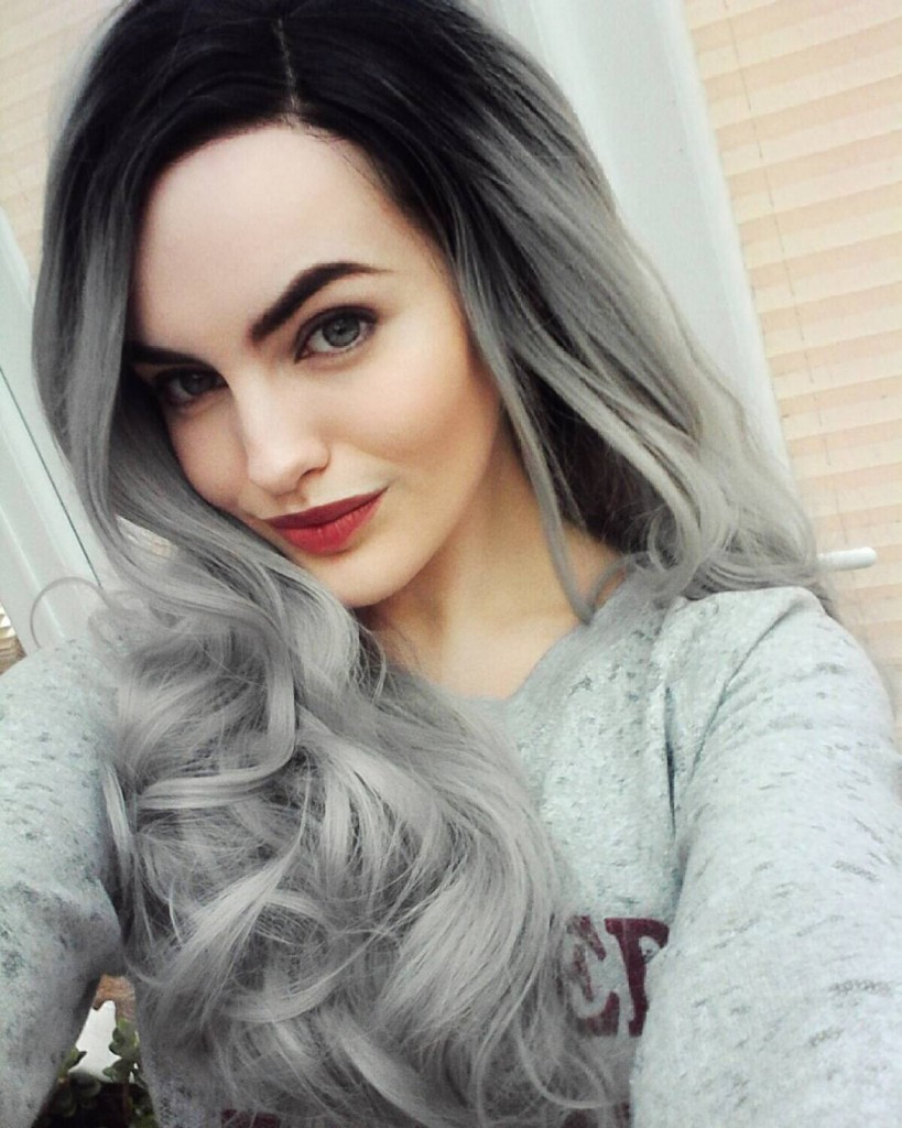 light-grey-ombre-highlight-for-long-tresses