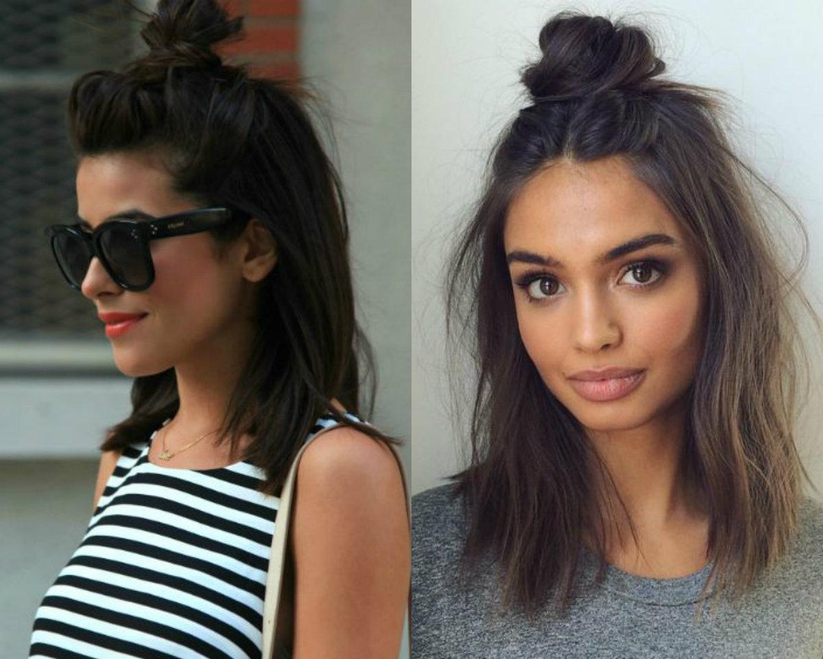 lob-hair-half-knots-2017