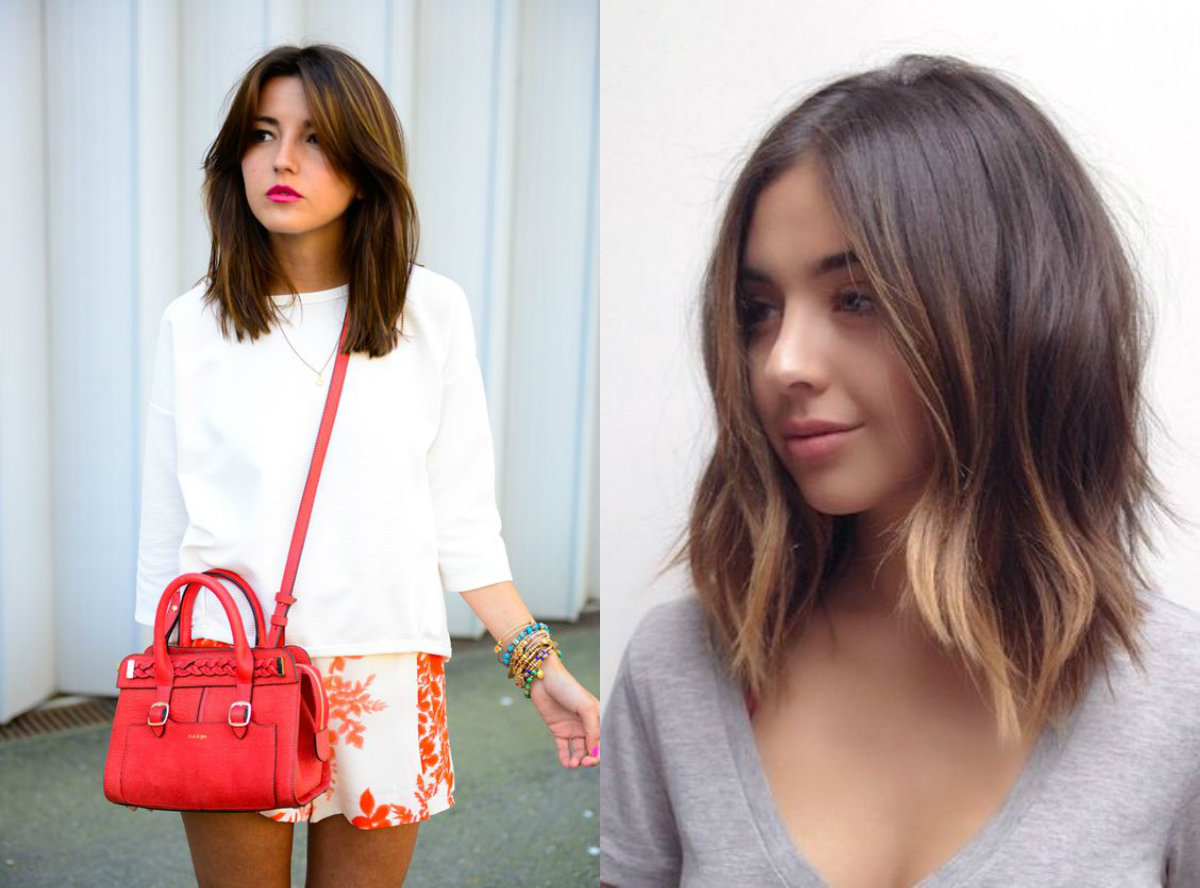 middle-part-straight-lob-hairstyles