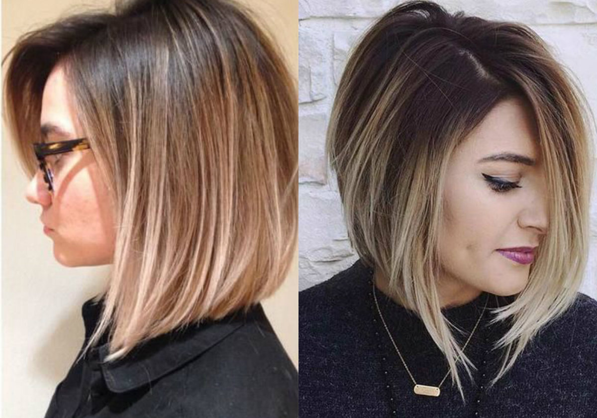 Fascinating Ombre Bob Hairstyles Try Pretty