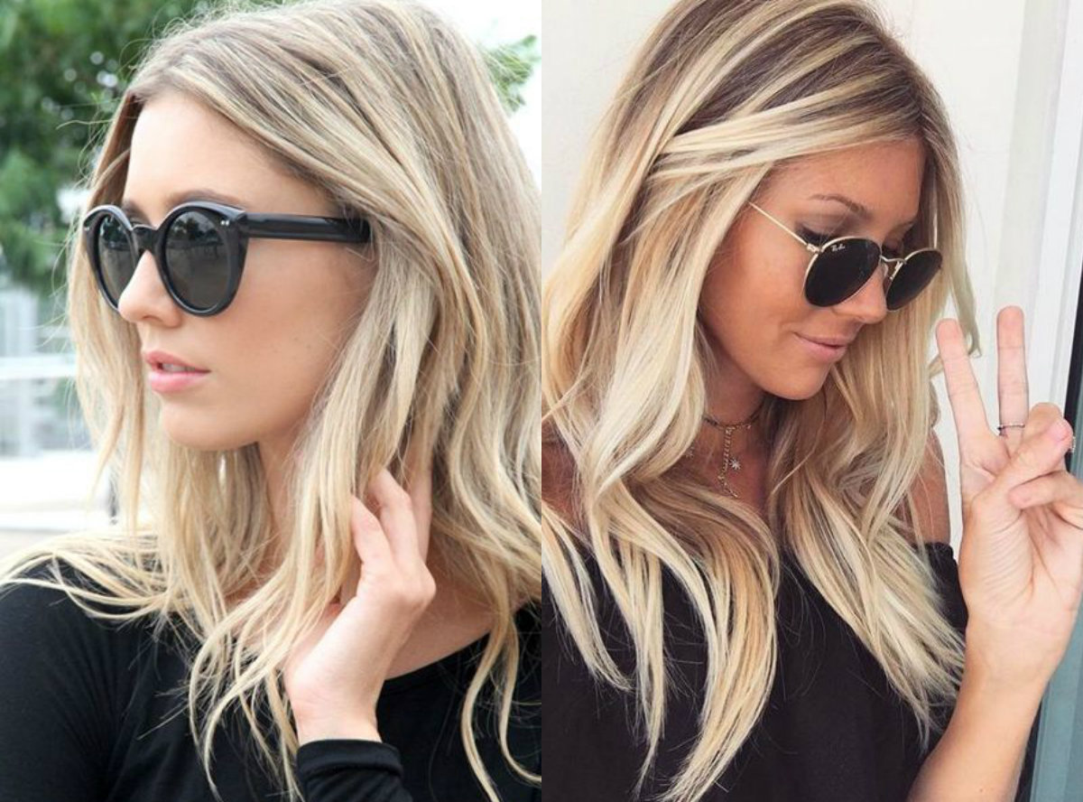 The Perfect Medium Blonde Hairstyles 2017 Pretty Hairstyles