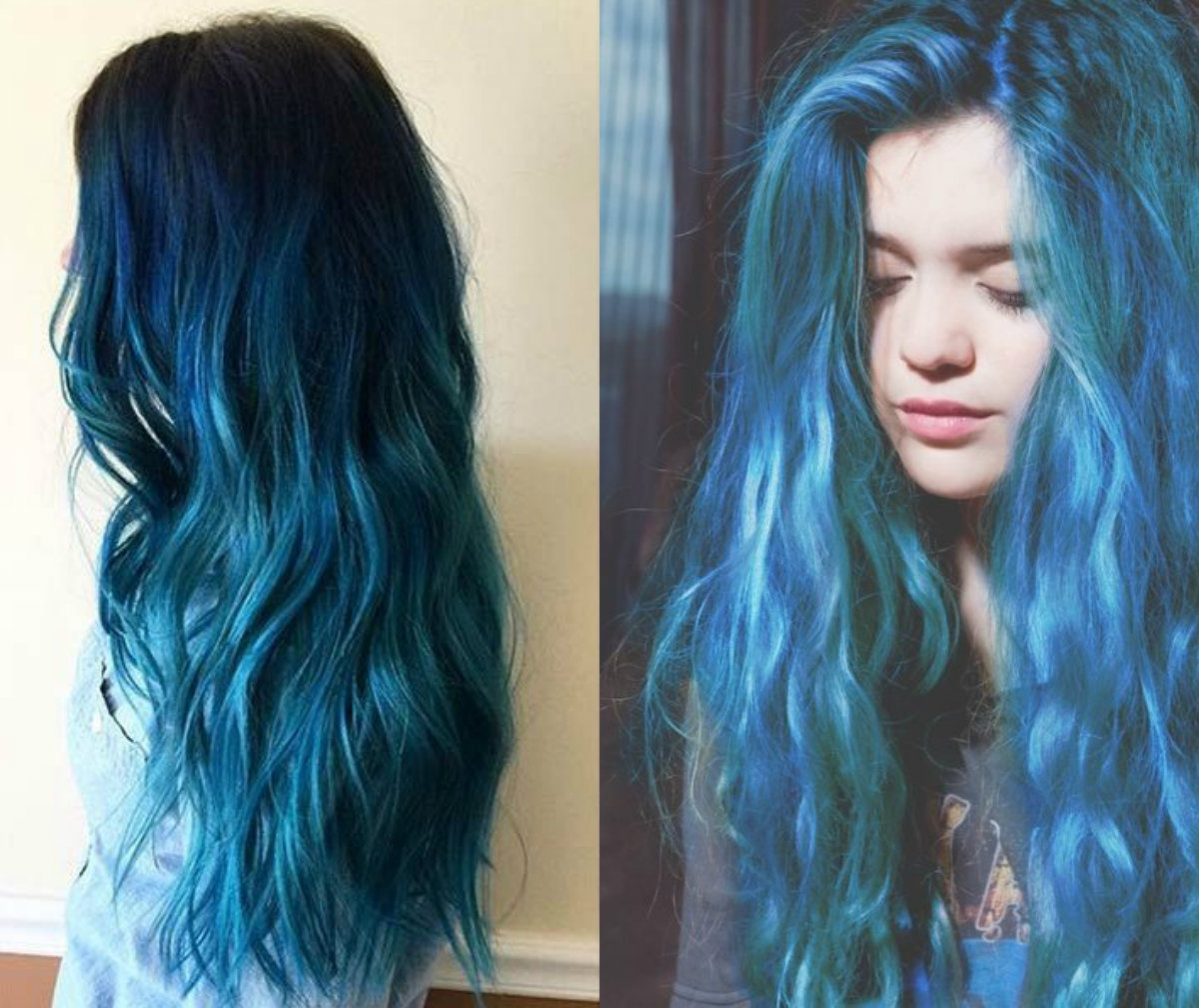 torqoise-blue-hair-color-2017-on-wavy-tresses