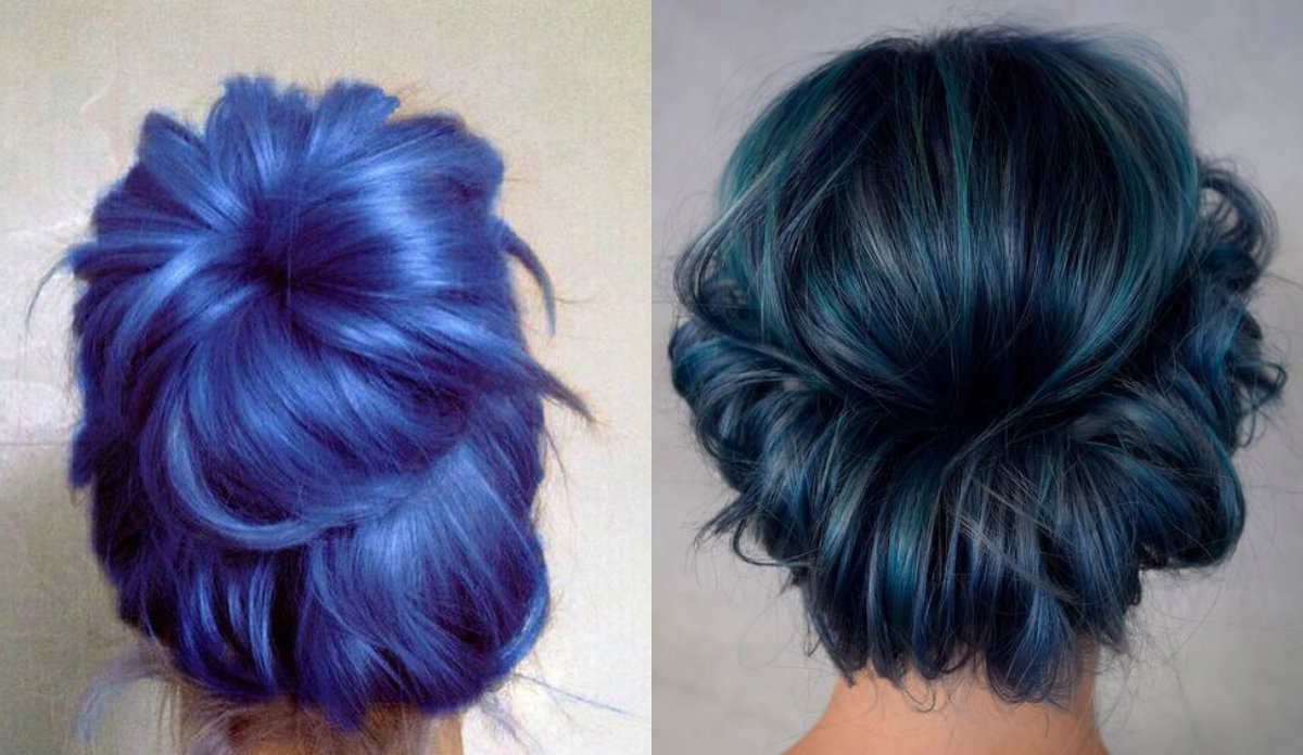 updo-hairstyles-on-blue-hair-colors-2017