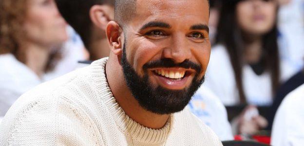 Drake short haircut with beard