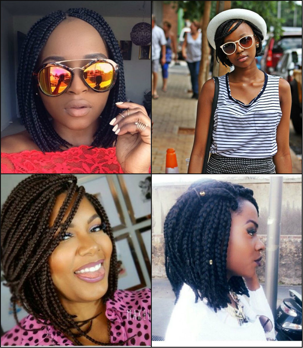 best-short-box-braids