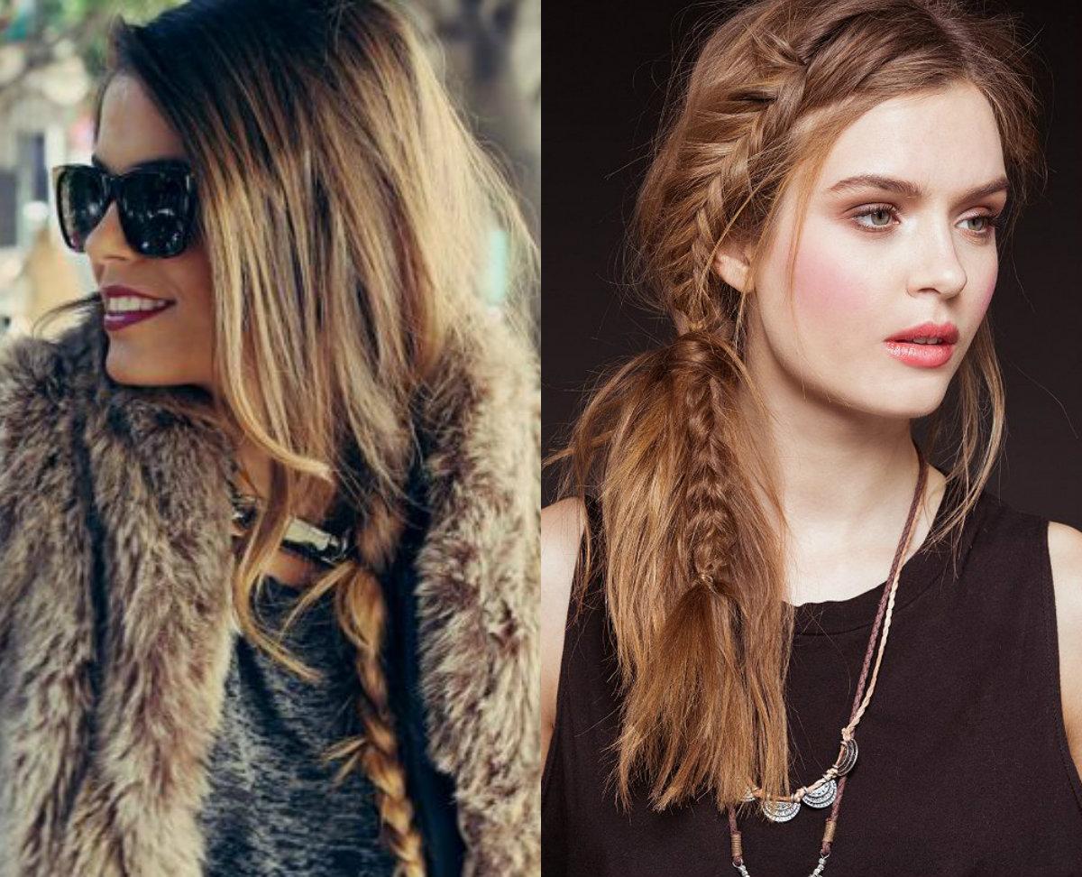 Timeless Chic Boho Braids Hairstyles | Pretty-Hairstyles.com