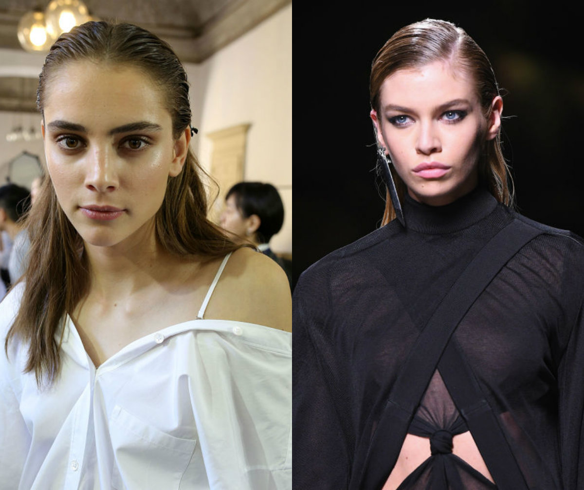 wet-hairstyles-2017-spring