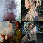 Impeccable Female Dreadlocks Hairstyles You Will Love