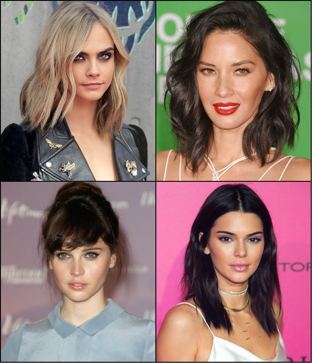best haircuts and hairstyles 2017 spring